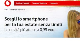 Con Vodafone l'hotspot sarà gratuito per tutti senza bisogno di richiederne l'attivazione. Lanciate poi offerte con smartphone a 99 centesimi per l'estate 2018.