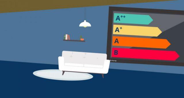 Quando vogliamo acquistare un nuovo TV dovremmo leggere anche l'etichetta energetica per capire quanto consuma. Ecco una guida.