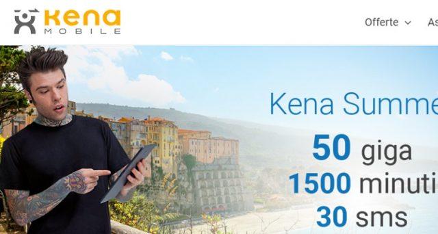 Arriva anche la rivoluzione di Kena Mobile: parliamo della super promo Summer per sbaragliare Ho.Mobile e Iliad: ci riuscirà davvero? Ecco le tre offerte.
