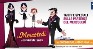 Ecco i super sconti proposti dalle navi Grimaldi Lines per i Motogp 2018 di Spagna e le tariffe speciale del mercoledì.