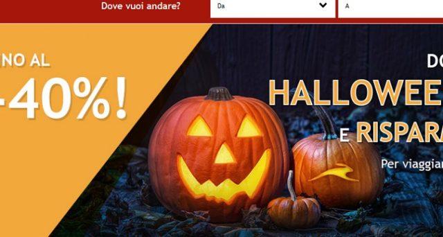 Italo Treno ha lanciato una straordinaria offerta per Halloween 2018 denominata