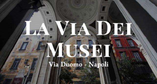 Via Duomo compie 130 anni e tale anniversario si festeggerà con la notte dei musei il 9 novembre 2018 a Napoli. Grazie a tale iniziativa sarà possibile visitare gratuitamente 8 musei.