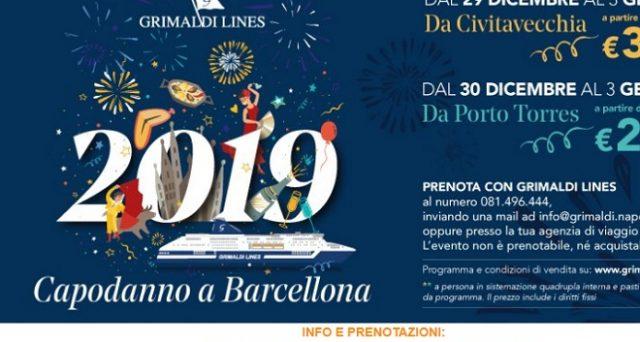 Arrivano offerte cool per crociere a Barcellona con le navi Grimaldi Lines. Ecco le info in merito.