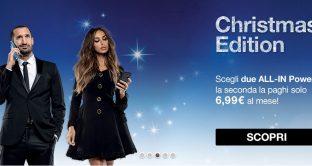Ecco le offerte cool per il Natale 2018 per il Christmas Edition Tre Italia e Vodafone.