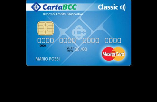"""Ecco le principali caratteristiche della carta BCC Classic """"mai banale e differente dalle altre""""."""