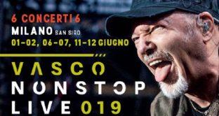 Trenitalia è il vettore ufficiale del tour 2019 di Vasco Rossi: ecco allora le super offerte con sconti dal 20% al 50% sulle FRecce, Intercity e IC notte.
