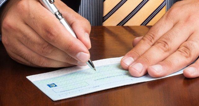Info e consigli WeBank sull'assegno postdatato.