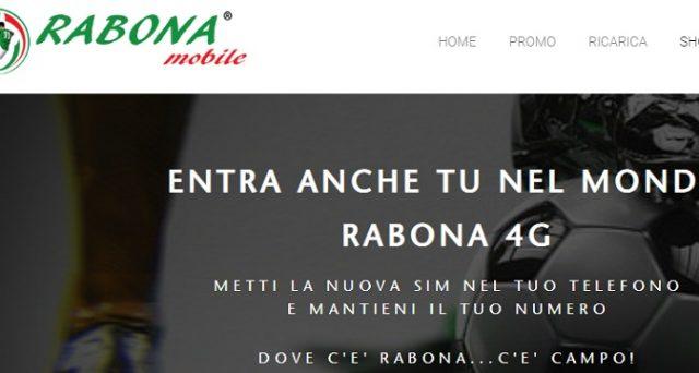 Ecco i dettagli della primissima offerta in 4G su rete Vodafone di Rabona Mobile con 50 Gb di internet in 4G.