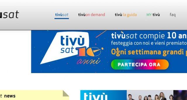 Ecco come partecipare al concorso indetto da Tivùsat per i dieci anni di attività e quali sono i premi messi in palio.