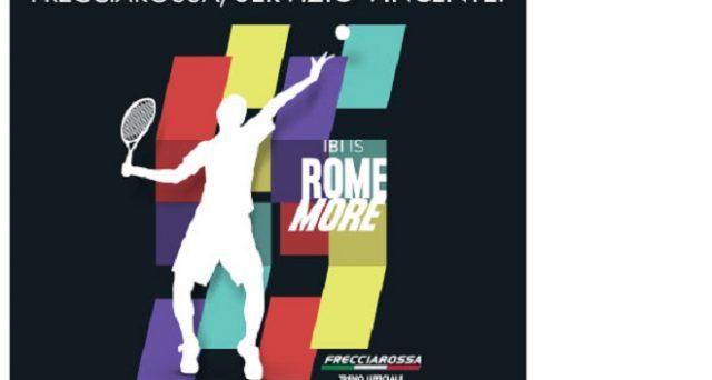 Gli Internazionali di tennis BNL d'Italia ci saranno a Roma dal 9 al 19 maggio e Trenitalia darà la possibilità di viaggiare sui treni Freccia ed Intercity usufruendo del 30% di sconto. Inoltre ci sarà una navetta gratuita per giungere al Foro Italico. Le info.