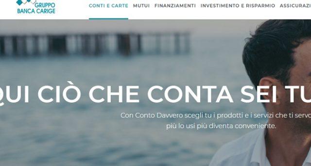 Ecco le principali caratteristiche del conto Davvero Gruppo Banca Carige. La novità è la super promo grazie alla quale gratis per 1 anno si potrà accedere anche alla versione con operazioni illimitate.