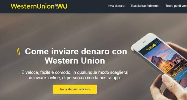 Western Union è un'azienda statunitense di servizi finanziari che fornisce servizio di trasferimento di denaro: ecc le info e come funziona mediante app.