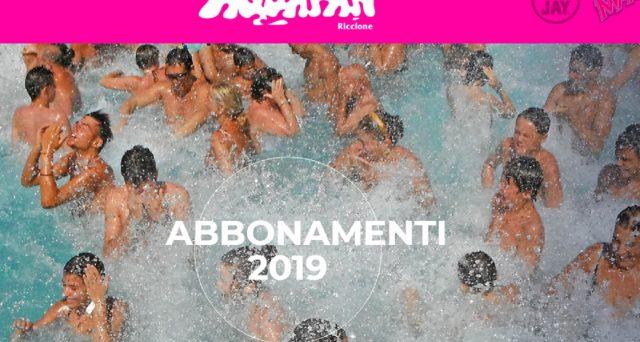 Ecco offerte biglietti ed abbonamenti per l'estate 2019 per l'Aquafan di Riccione, il parco giochi acquatico più famoso di Riccione.