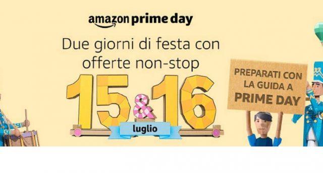 Piccola guida in vista delle offerte Amazon Prime Day e le promo in anteprima.