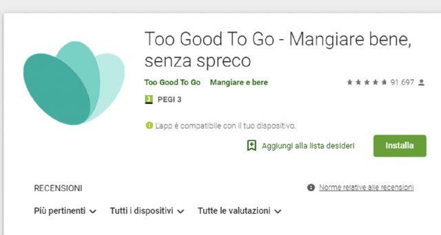 La app Too Good To Go aiuterà a ridurre gli sprechi e allo stesso tempo risparmiare: ecco i principali dettagli.