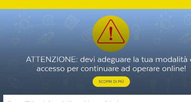 Le nuove modalità di accesso per operare online dal 12 settembre con BancoPosta e Postepay di Poste Italiane.