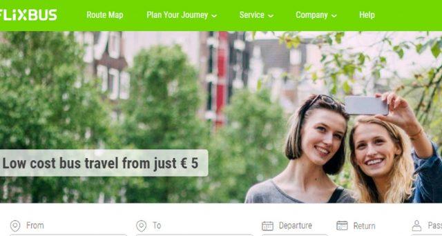 Ecco l'iniziativa di Flixbus  per lo sciopero globale per il clima del 27 settembre 2019: rimborso del 100% del biglietto per chi si recherà al Fridays for the future, le modalità.