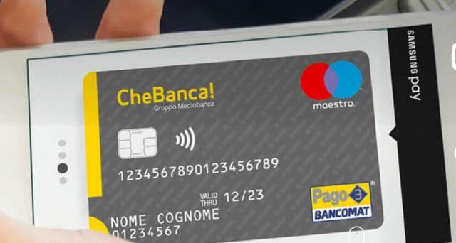 Caratteristiche principali conto Yellow di CheBanca e rimborso bollo su dossier titoli.