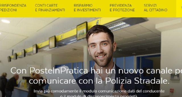 E' giunto un nuovo servizio di Poste Italiane. Parliamo di PosteInPratica: ecco i dettagli e i costi.