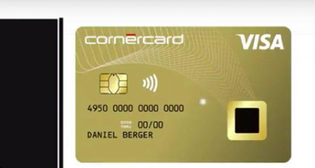 Arriva un rivoluzionario prodotto high-tech grazie al quale sarà possibile pagare con un leggero tocco del dito con la propria carta di credito: ecco la Biometric Gold Visa.