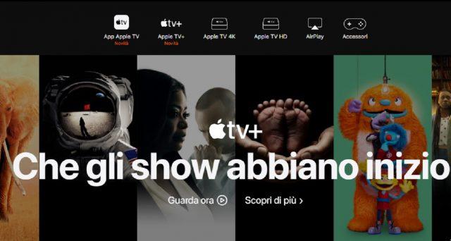 Apple Tv+ è scesa in campo con una strepitosa offerta. Ecco le info in merito e i costi degli abbonamenti a Netflix la cui prova gratuita non compare più sul sito web.