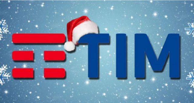 Nuove offerte TIM, ecco la super promo natalizia.