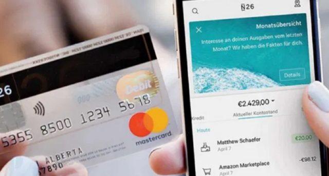 Le novità di N26, la banca diretta con sede in Germania.