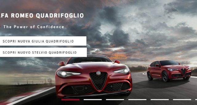 Con la Fase 2 l'Alfa Romeo ha annunciato delle nuove offerte per la nuova gamma sportiva della Giulia e della Stelvio Quadrifoglio.