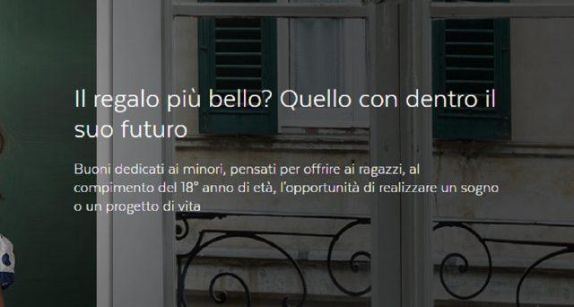 Caratteristiche, rendimenti, documentazione e rimborso bfp di Poste Italiane dedicati ai minori.