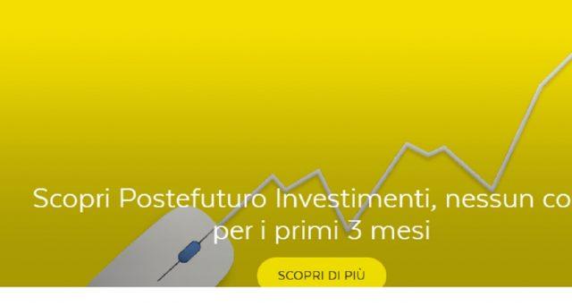 PosteFuturo Investimenti, servizio dedicato per chi cerca nuove soluzioni di investimento: le info.