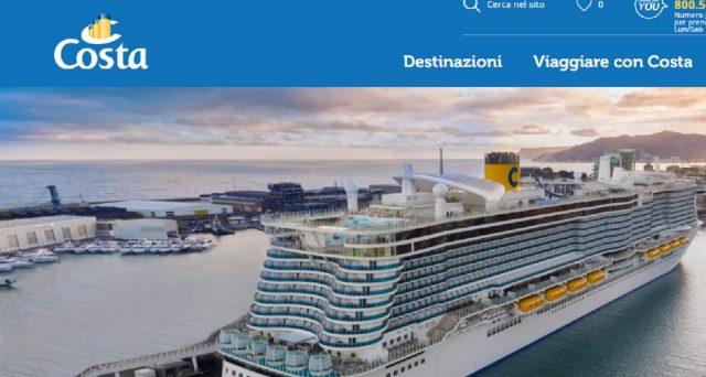 Tutti gli aggiornamenti inerenti alle compagnie di navigazione Grimaldi Lines e Costa Crociere con le super offerte del momento, le cancellazioni e tanto altro.