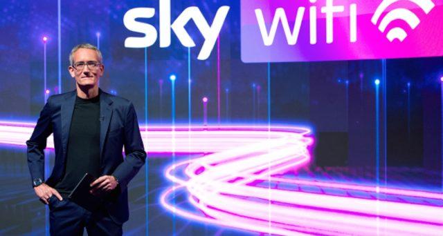 Oggi è il gran giorno: Sky ha debuttato nel mondo della telefonia fissa. Ecco le promozioni.