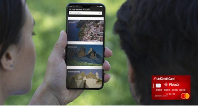 Ecco la promozione Unicredit Card Flexia per chi sceglierà di rimborsare con rateizzazione l'importo di un acquisto.