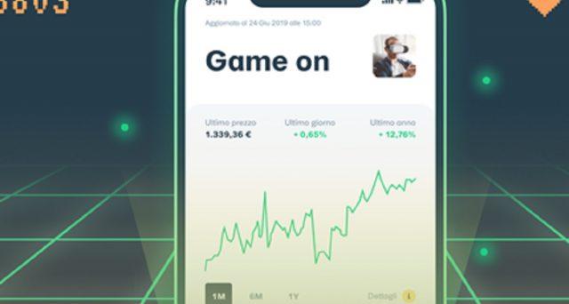 Arriva Game On, un nuovo prodotto di investimento dedicato all'industria del Gaming.
