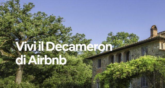 Si potranno trascorrere 10 indimenticabili giorni in un casale all'interno di un parco di 18 ettari insieme a 10 amici partecipando al concorso indetto da Airbnb: ecco come.