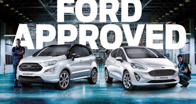 L'usato garantito di Ford con la nuova formula Approved, ecco di cosa si tratta.