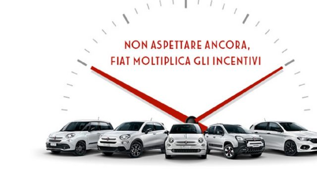 Offerte Fiat Panda anche Hybrid al costo a partire da 6.500 euro grazie anche agli incentivi statali.