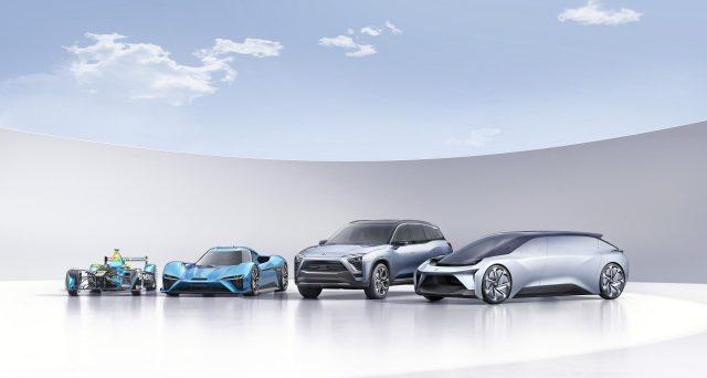 NIO propone le auto elettriche a basso prezzo, ma senza batteria, la si dovrà noleggiare.