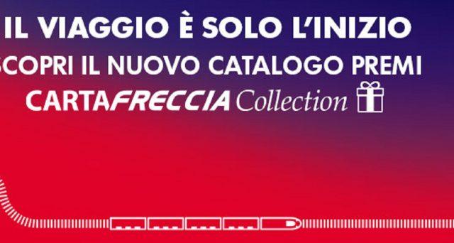 Quanti bei premi con il nuovo catalogo CartaFreccia Collection: ecco le informazioni in merito.