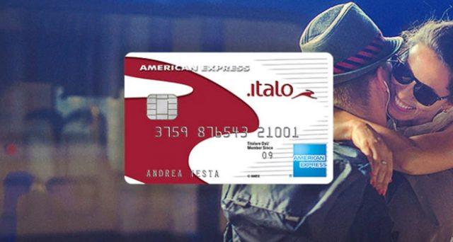 Ecco le principali caratteristiche della carta Italo American Express e gli sconti del momento.