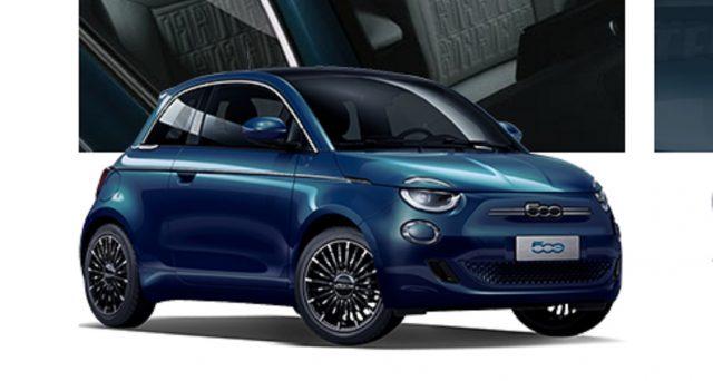 """Il """"mito"""" del boom economico italiano ritorna rinnovata ed elettrica: ecco prezzo e caratteristiche della nuova gamma Fiat 500."""