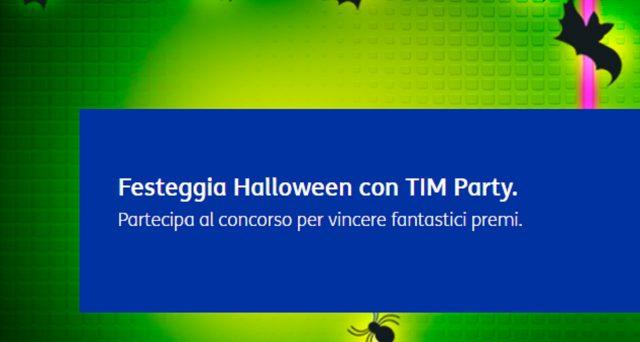Concorso Tim per Halloween 2020: ecco i meravigliosi premi e la super offerta di WindTre.