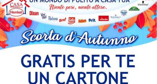 Detersivi gratis grazie alle offerte d'autunno Henkel: ecco cosa si potrà avere a zero euro e come.