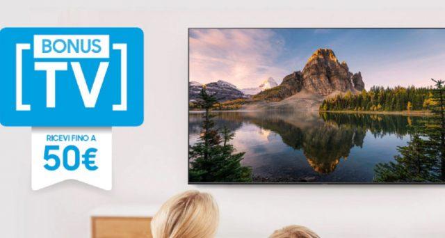 Requisiti per accedere al bonus Tv con Samsung e le offerte del momento.