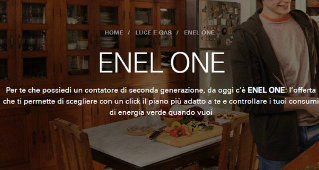 I piani che si potranno scegliere con Enel One di Enel Energia, ecco l'offerta.