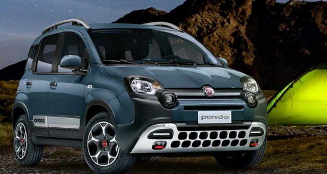 In questo mese di dicembre 2020, le offerte e le promozioni del gruppo FCA sulla nuova Fiat Panda in due configurazioni, Cross e Sport.