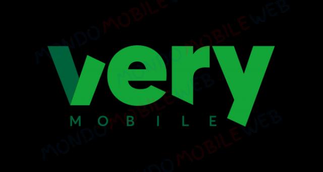 Novità per Very Mobile, nuove offerte a partire da 4,99 euro al mese.