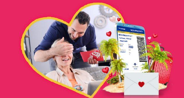 Offerte di San Valentino 2021 proposte dalla compagnia aerea low cost Ryanair e da quella di bandiera Alitalia.