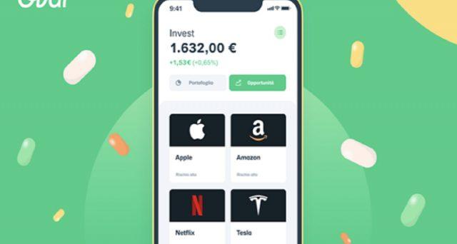 Oval Money presenta Stock Bits, la soluzione più smart per fare piccoli investimenti su grandi aziende