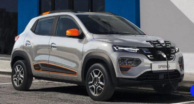 Arriva l'auto elettrica più accessibile del mercato: è la Dacia Spring che con gli incentivi statali costerà meno di 10 mila euro.